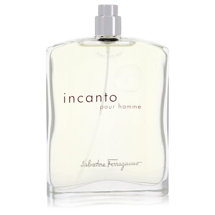 Incanto Eau De Toilette Spray (Tester) By Salvatore Ferragamo 100ml