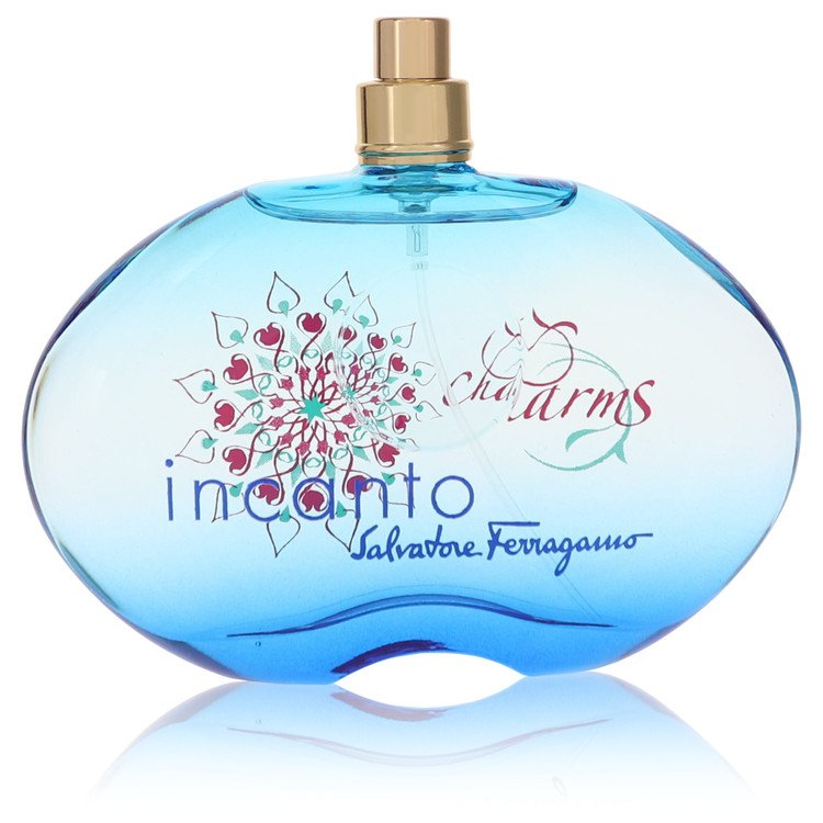 Incanto Charms Eau De Toilette Spray (Tester) By Salvatore Ferragamo 100ml