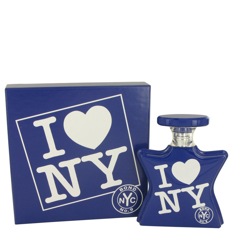 I Love New York by Bond No. 9 for Men Eau De Parfum Spray (Father's Day Edition) 3.4 oz