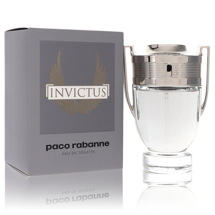 Invictus Eau De Toilette Spray By Paco Rabanne 50ml