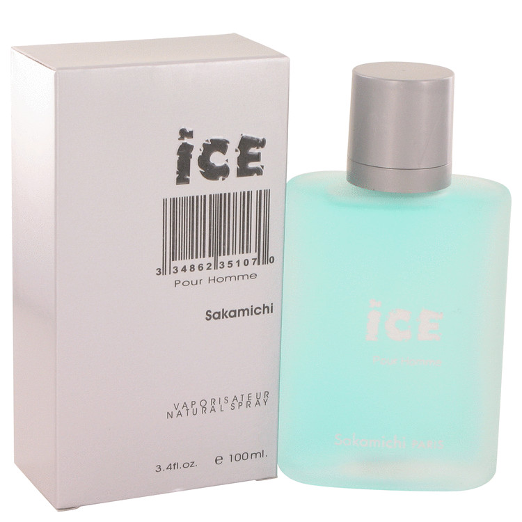 Ice Eau De Parfum Spray By Sakamichi 100ml