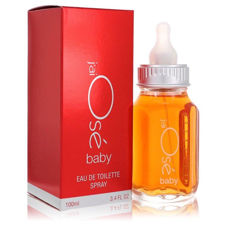 Jai Ose Baby by Guy Laroche for Women Eau De Toilette Spray 3.4 oz