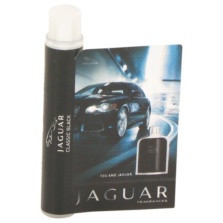 Jaguar Classic Black by Jaguar for Men Vial (sample) .05 oz