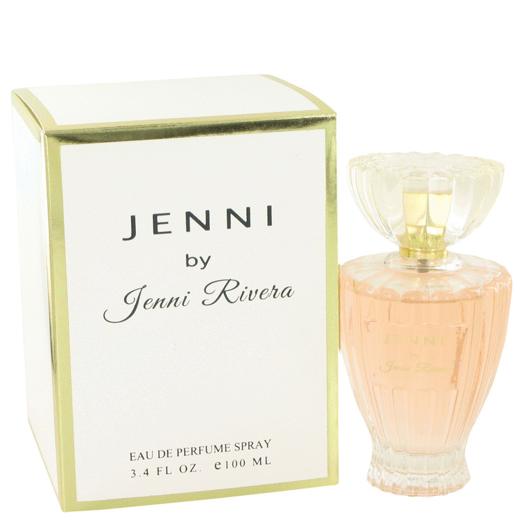 Jenni Eau De Parfum Spray By Jenni Rivera 100ml