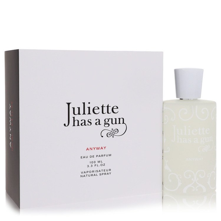 Anyway Eau De Parfum Spray By Juliette Has a Gun 100ml