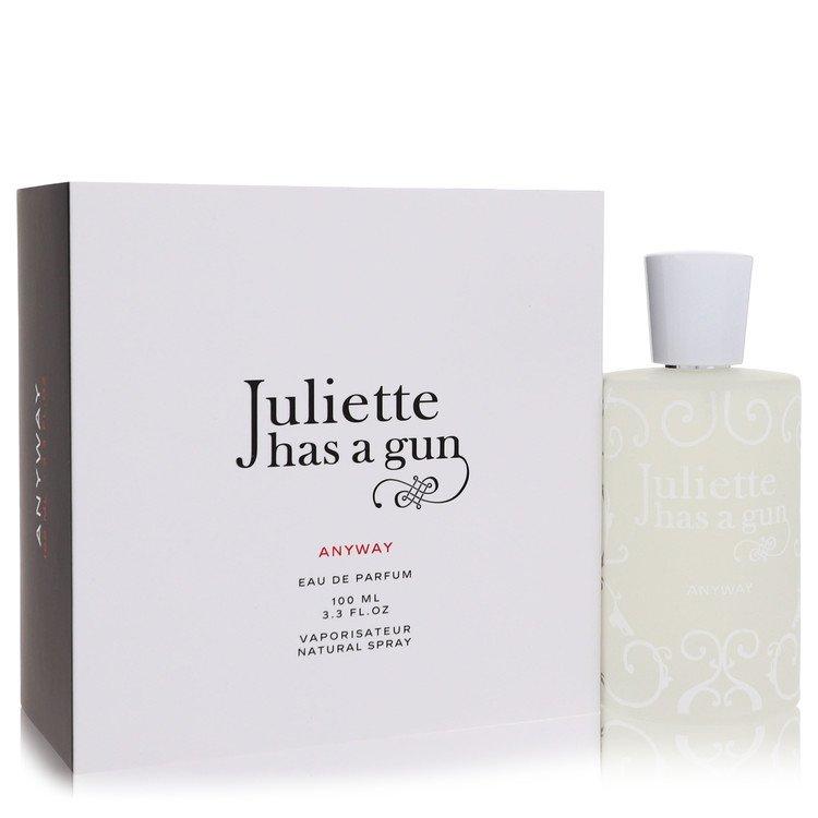 Anyway Eau De Parfum Spray By Juliette Has a Gun 3.3oz