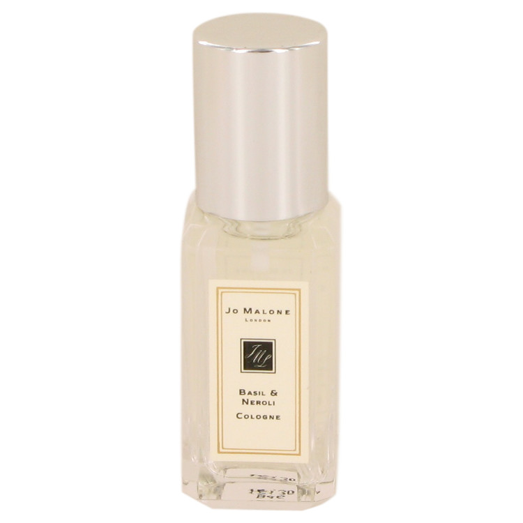 Jo Malone Basil & Neroli by Jo Malone for Women Cologne Spray (Unisex- unboxed) .3 oz