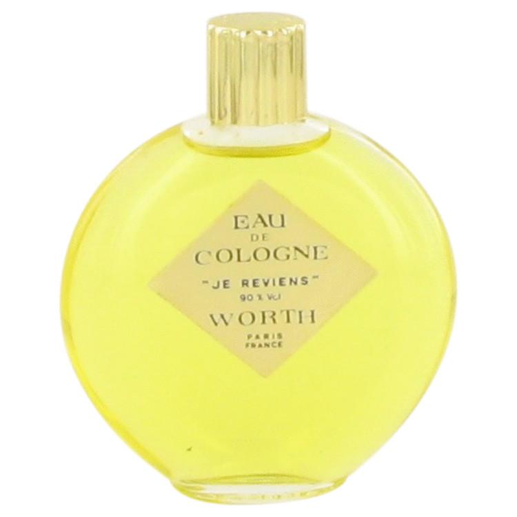 je reviens by Worth for Women Eau De Cologne (unboxed) 1 oz