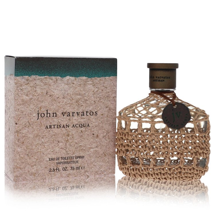 John Varvatos Artisan Acqua Eau De Toilette Spray By John Varvatos 75ml