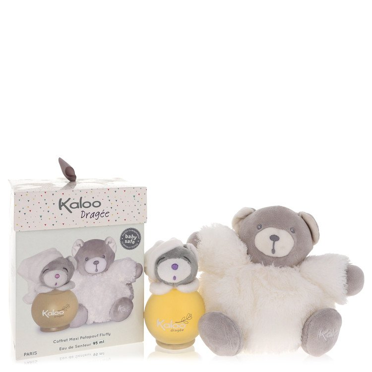 Kaloo Dragee Eau De Senteur Spray (Alcohol Free) + Free Fluffy Bear By Kaloo 95m