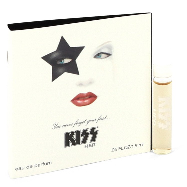 Kiss Her Vial (sample) By Kiss 1ml