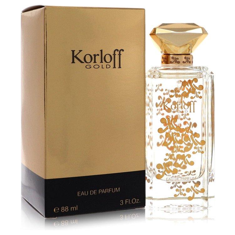 Korloff Gold Eau De Parfum Spray By Korloff 90ml