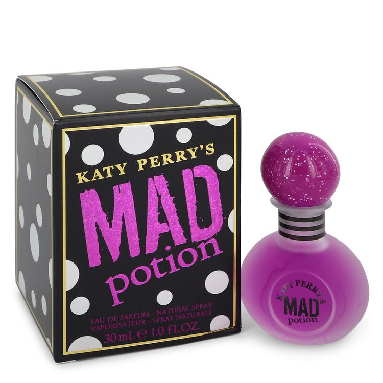 Katy Perry Mad Potion Eau De Parfum Spray By Katy Perry 30ml