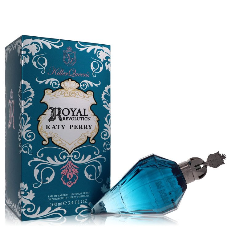 Royal Revolution Eau De Parfum Spray By Katy Perry 100ml