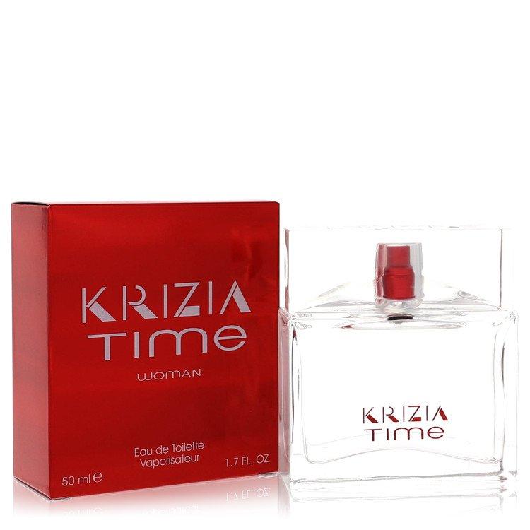 Krizia Time Eau De Toilette Spray By Krizia 50ml