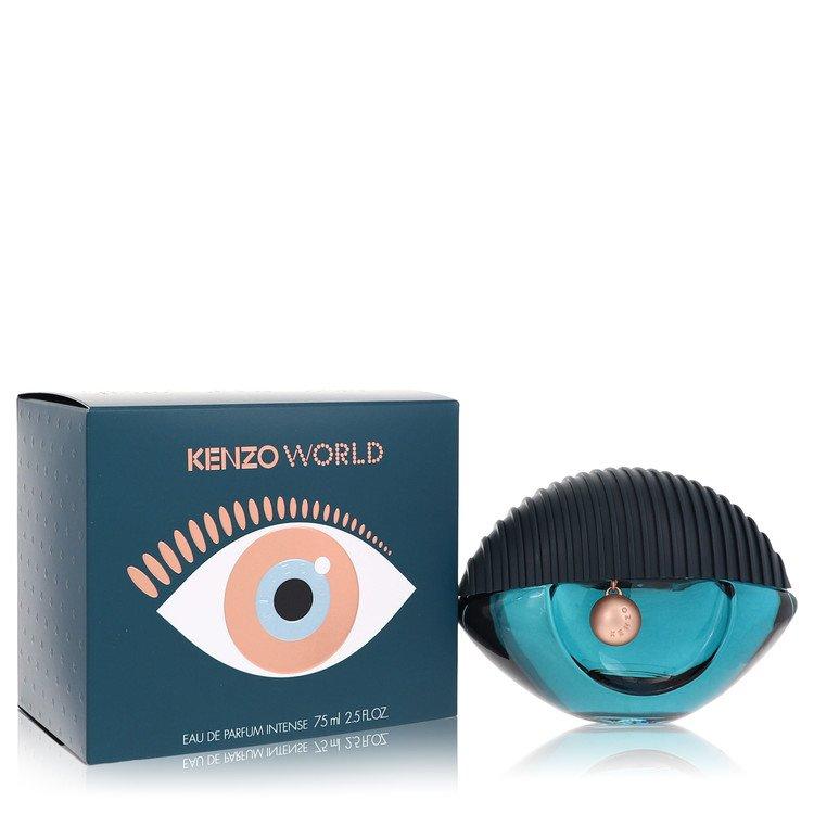 Kenzo World Eau De Parfum Intense Spray By Kenzo 75ml