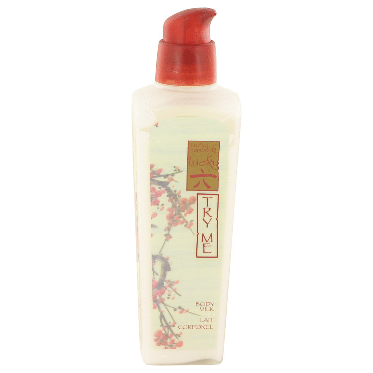 Lucky Number 6 by Liz Claiborne for Women Body Lotion/ Milk (Tester) 6.7 oz