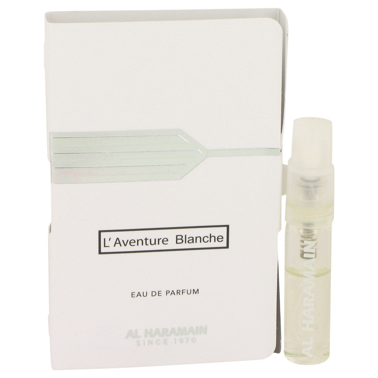 L'aventure Blanche by Al Haramain for Women Vial (sample) .03 oz