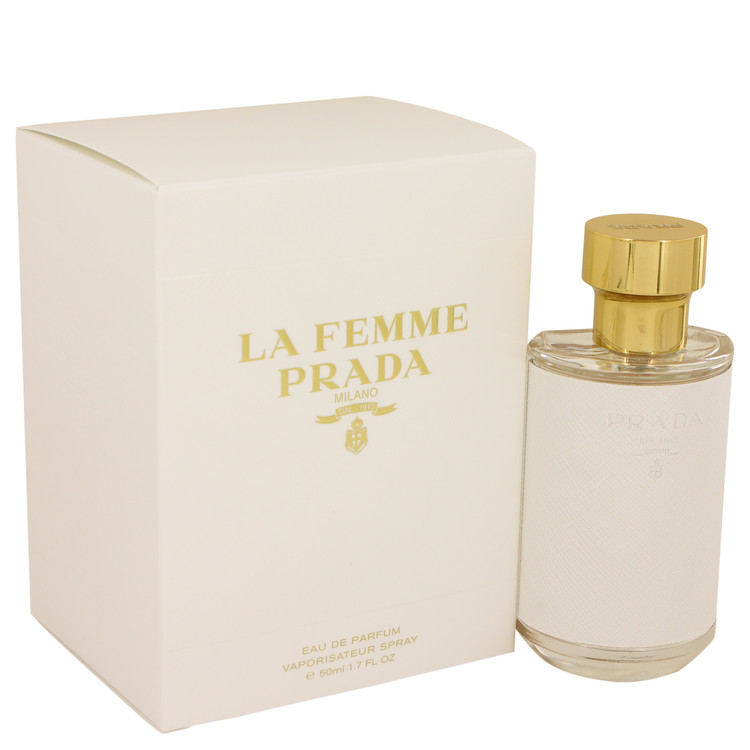 La Femme Eau De Parfum Spray By Prada 50ml