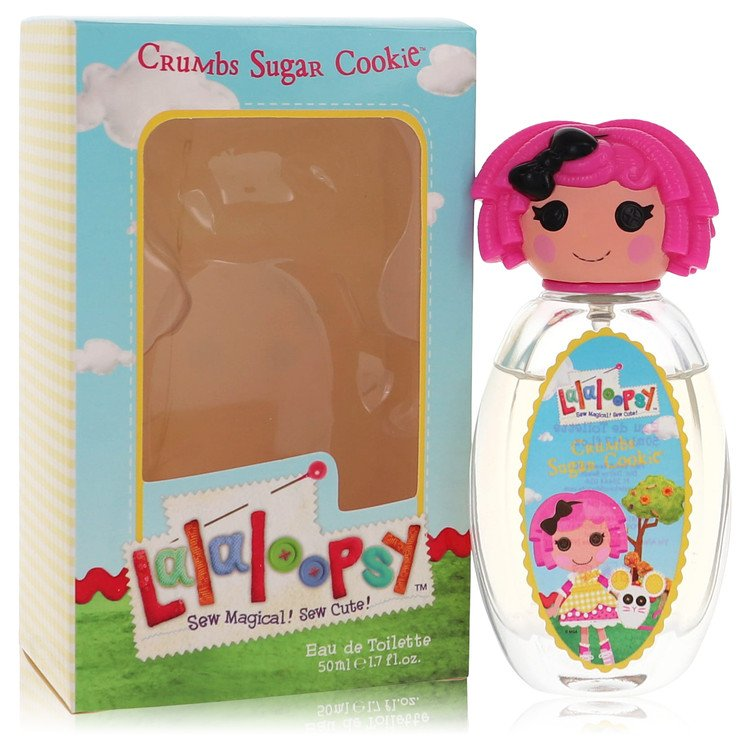 Lalaloopsy Eau De Toilette Spray (Crumbs Sugar Cookie) By Marmol and Son 50ml