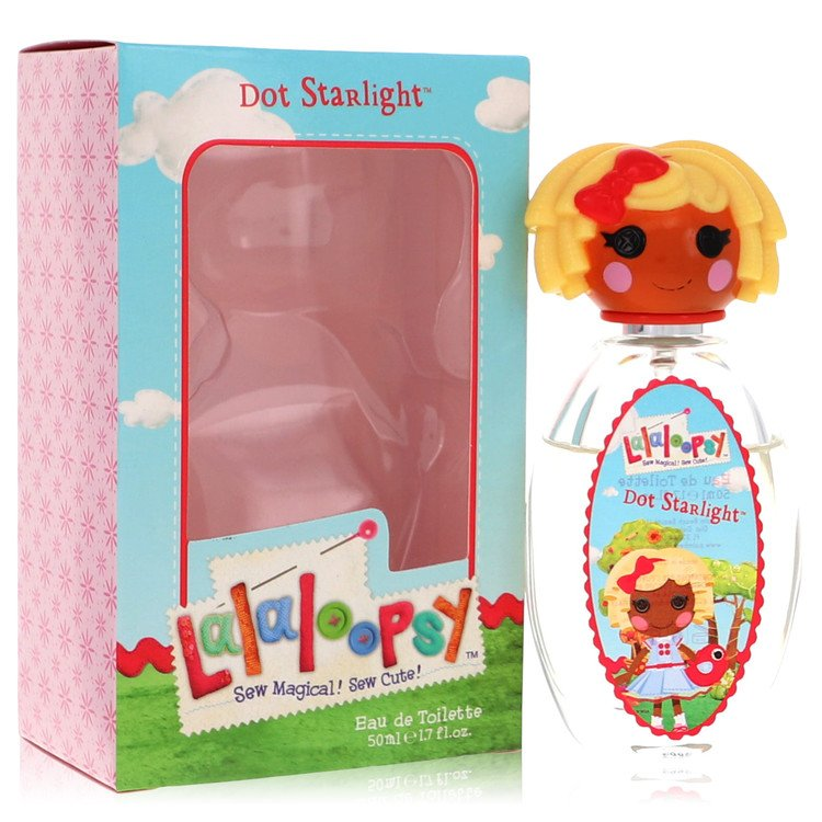 Lalaloopsy Eau De Toilette Spray (Dot Starlight) By Marmol and Son 50ml