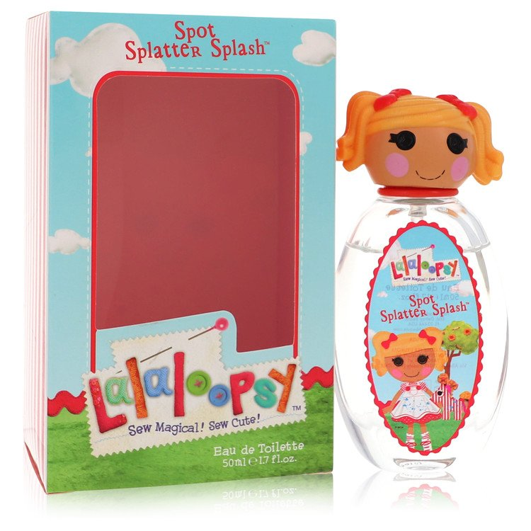 Lalaloopsy Eau De Toilette Spray (Spot Splatter Splash) By Marmol and Son 50ml
