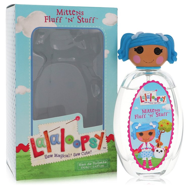 Lalaloopsy Eau De Toilette Spray (Mittens Fluff n Stuff) By Marmol and Son 100ml