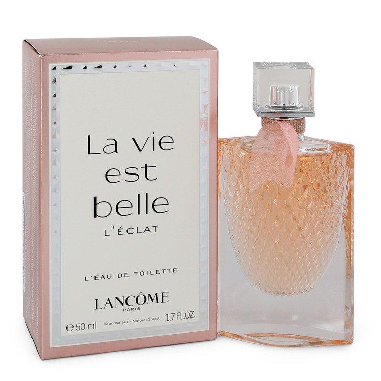 La Vie Est Belle L`eclat L`eau de Toilette Spray By Lancome 50ml
