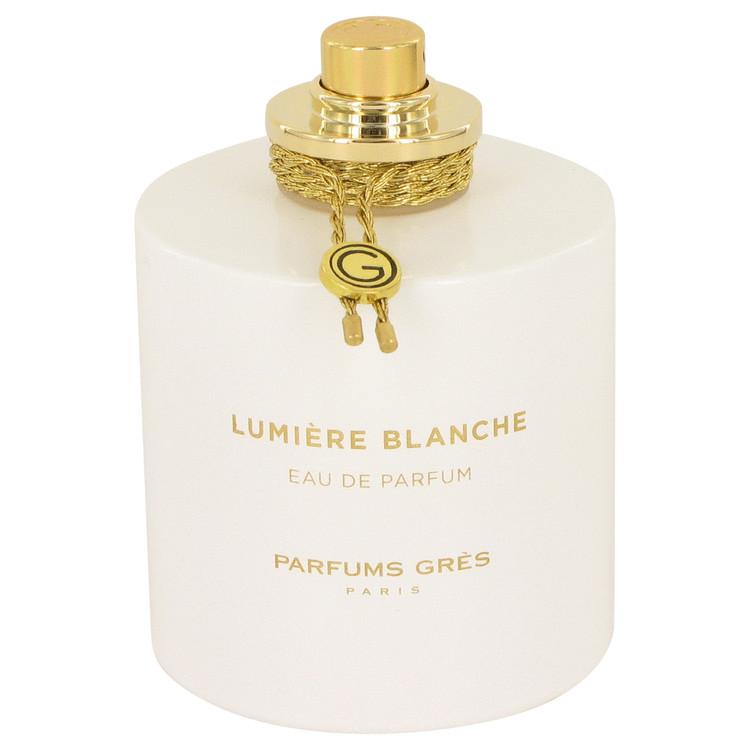 Lumiere Blanche by Parfums Gres for Women Eau De Parfum Spray (Tester) 3.4 oz