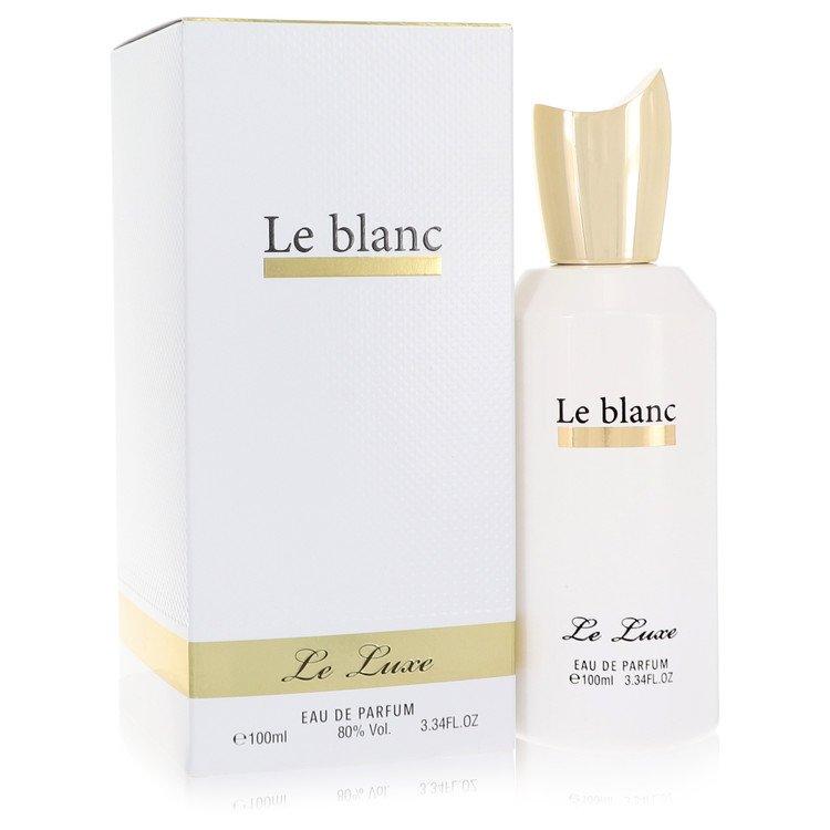 Le Luxe Le Blanc Eau De Parfum Spray By Le Luxe 100ml