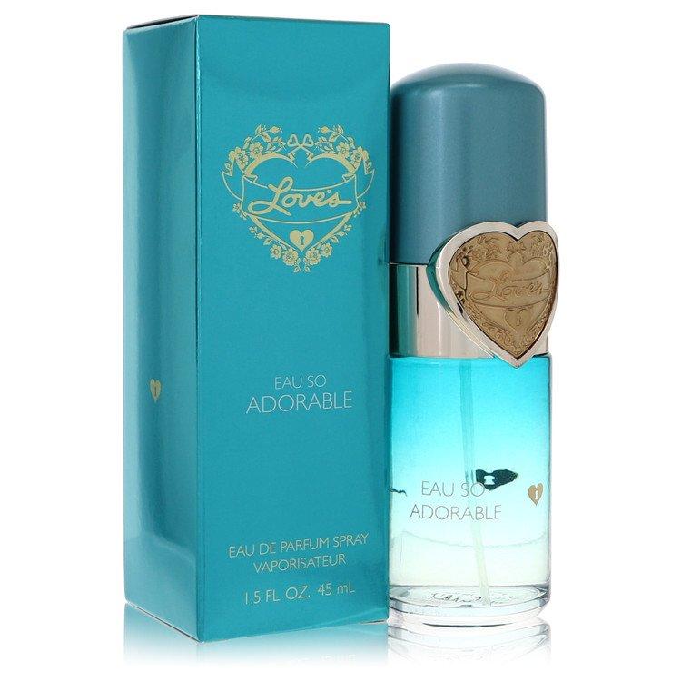 Love`s Eau So Adorable Eau De Parfum Spray By Dana 44ml