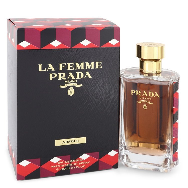 La Femme Prada Absolu Eau De Parfum Spray By Prada 100ml