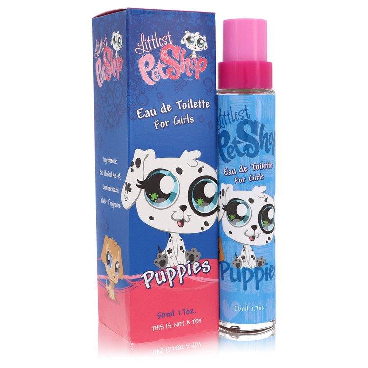Littlest Pet Shop Puppies Eau De Toilette Spray By Marmol and Son 50ml