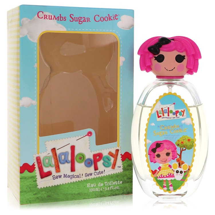 Lalaloopsy Eau De Toilette Spray (Crumbs Sugar Cookie) By Marmol and Son 100ml