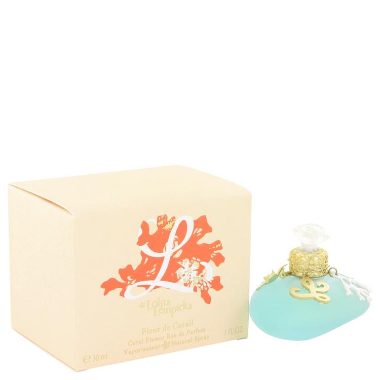 L De Lolita Lempicka Fleur De Corail by Lolita Lempicka for Women Eau De Parfum Spray 1 oz