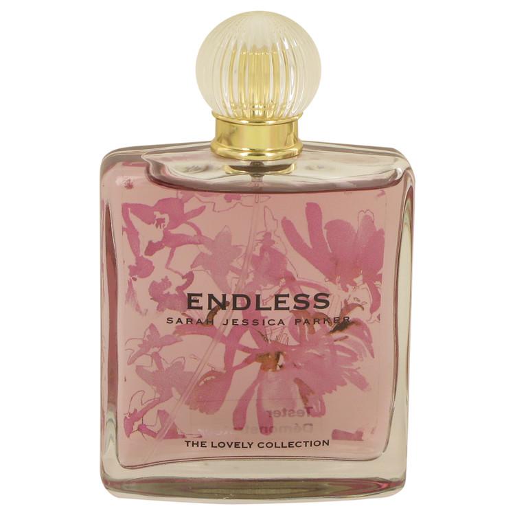 Lovely Endless Eau De Parfum Spray (Tester) By Sarah Jessica Parker 75ml