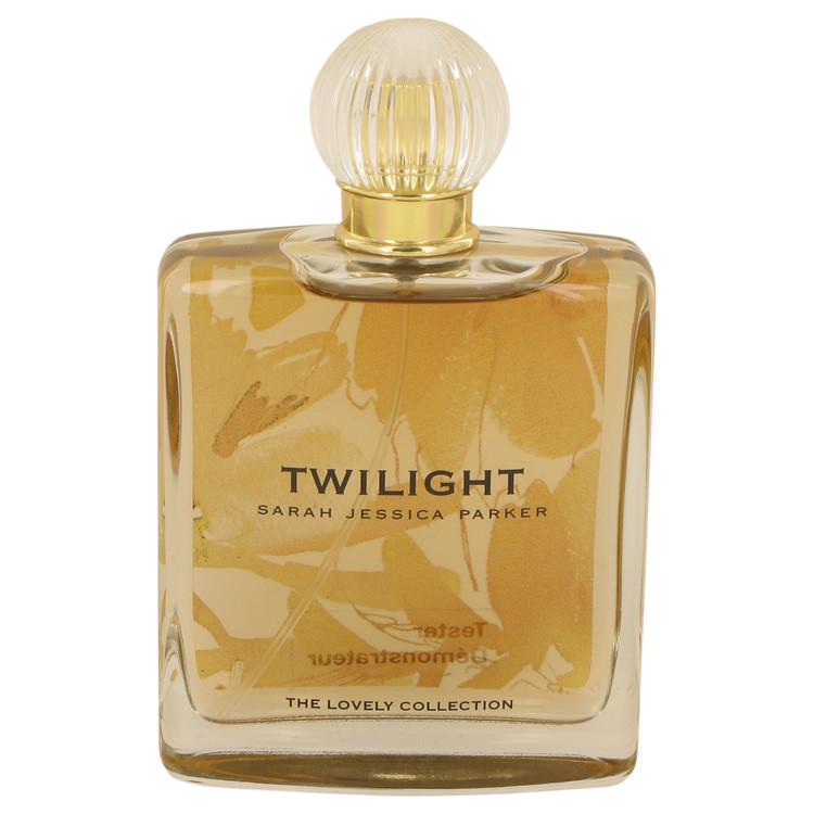 Lovely Twilight Eau De Parfum Spray (Tester) By Sarah Jessica Parker 75ml