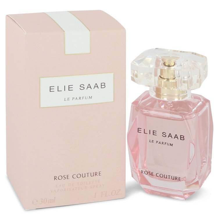 Le Parfum Elie Saab Rose Couture Eau De Toilette Spray By Elie Saab 30ml