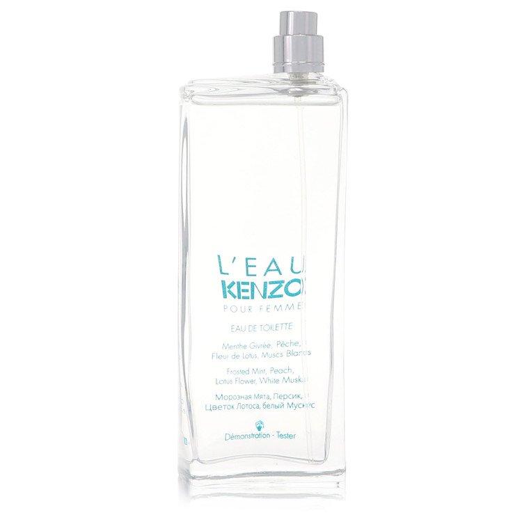 L`eau Kenzo Eau De Toilette Spray (Tester) By Kenzo 100ml