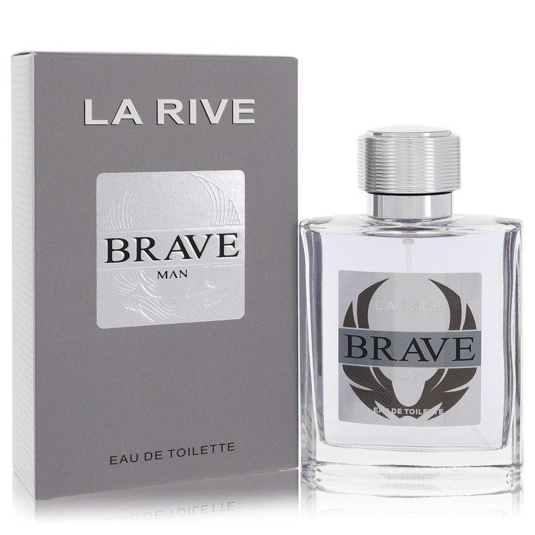La Rive Brave Eau DE Toilette Spray By La Rive 100ml