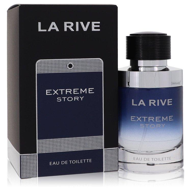 La Rive Extreme Story Eau De Toilette Spray By La Rive 75ml