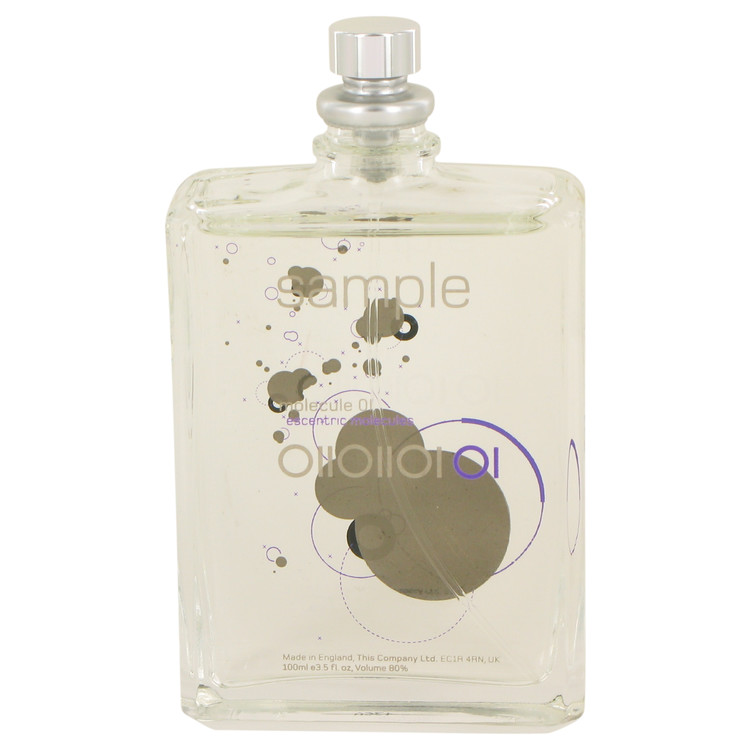 Molecule 01 Eau De Toilette Spray (Tester) By ESCENTRIC MOLECULES 104ml
