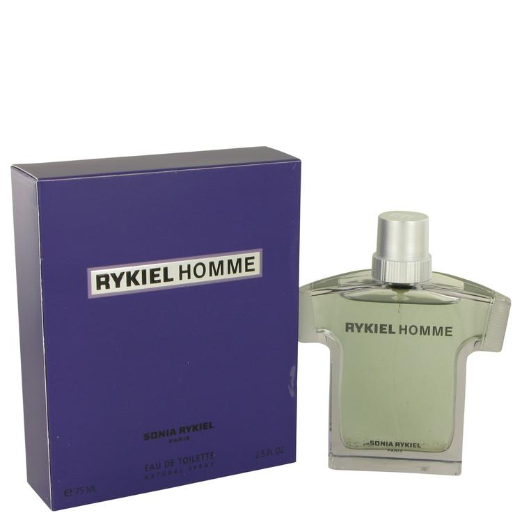 SONIA RYKIEL by Sonia Rykiel for Men Eau De Toilette Spray 2.5 oz