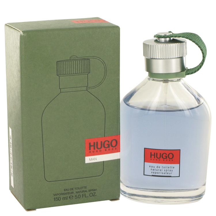 HUGO by Hugo Boss for Men Eau De Toilette Spray 5.1 oz