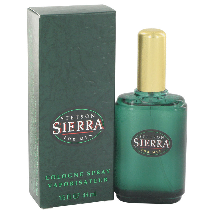 STETSON SIERRA by Coty for Men Cologne Spray 1.5 oz
