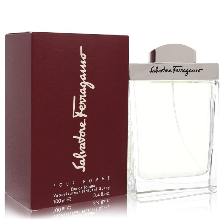 Salvatore Ferragamo Eau De Toilette Spray By Salvatore Ferragamo 100ml