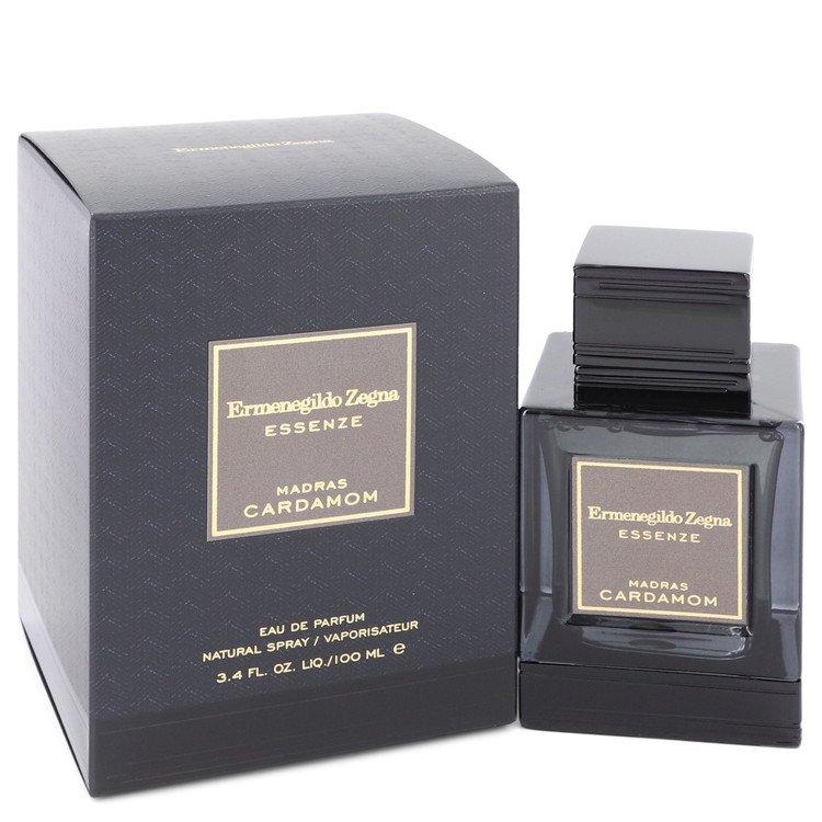 Madras Cardamom Eau De Parfum Spray By Ermenegildo Zegna 100ml