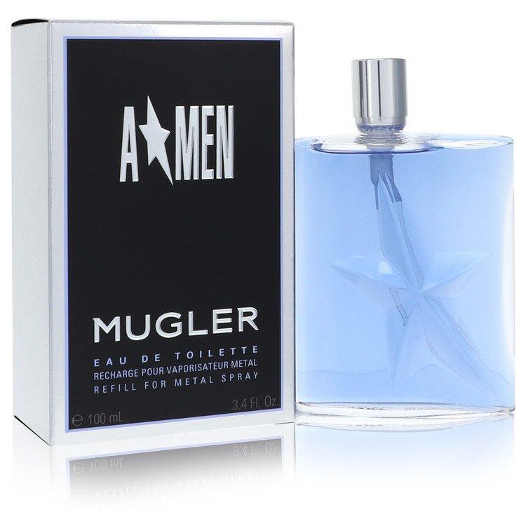 Angel Eau De Toilette Spray Refill By Thierry Mugler 3.4oz