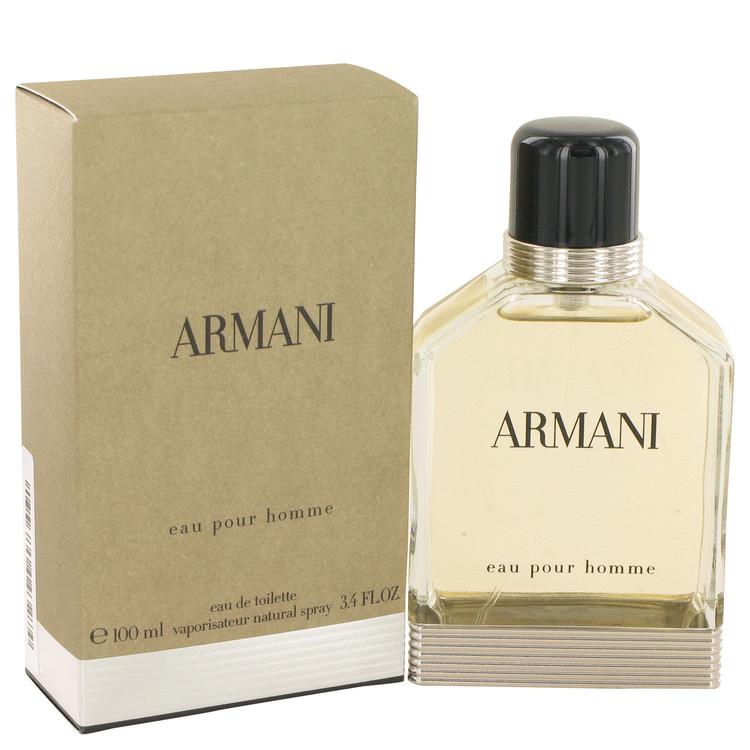 Armani Eau De Toilette Spray By Giorgio Armani 100ml