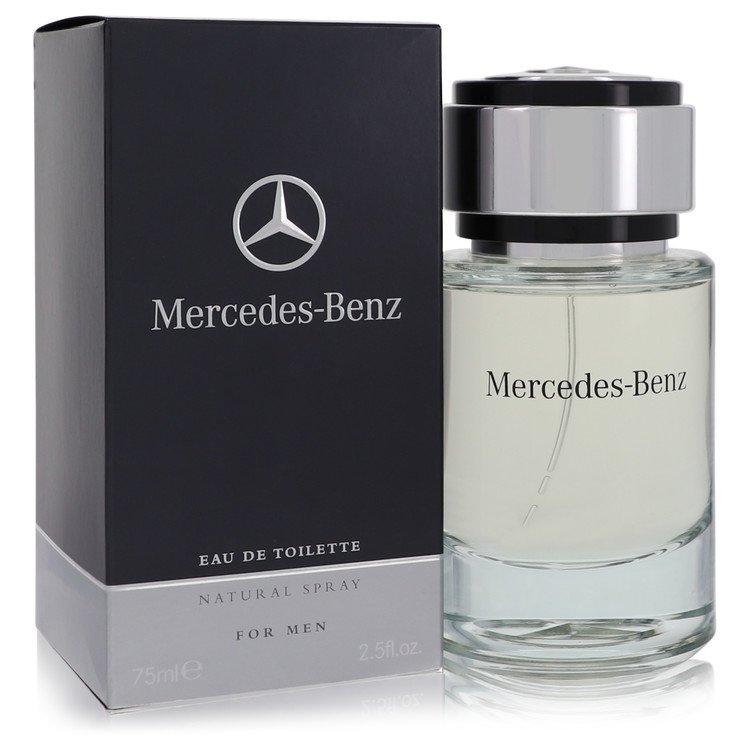 Mercedes Benz Eau De Toilette Spray By Mercedes Benz 75ml